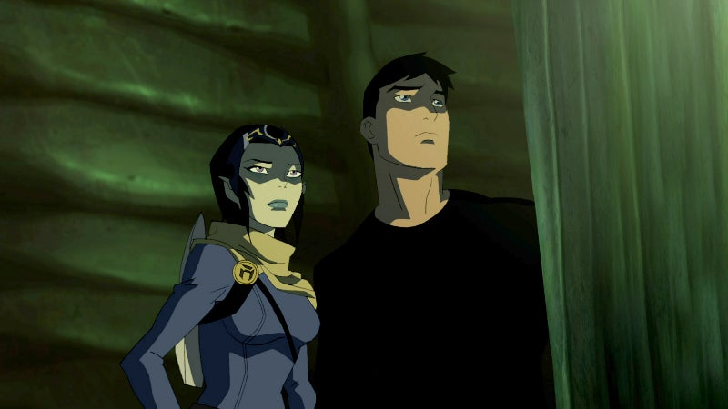 Young Justice: Invasion Images