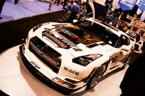 Bulletproof GT-RR Not Death Proof