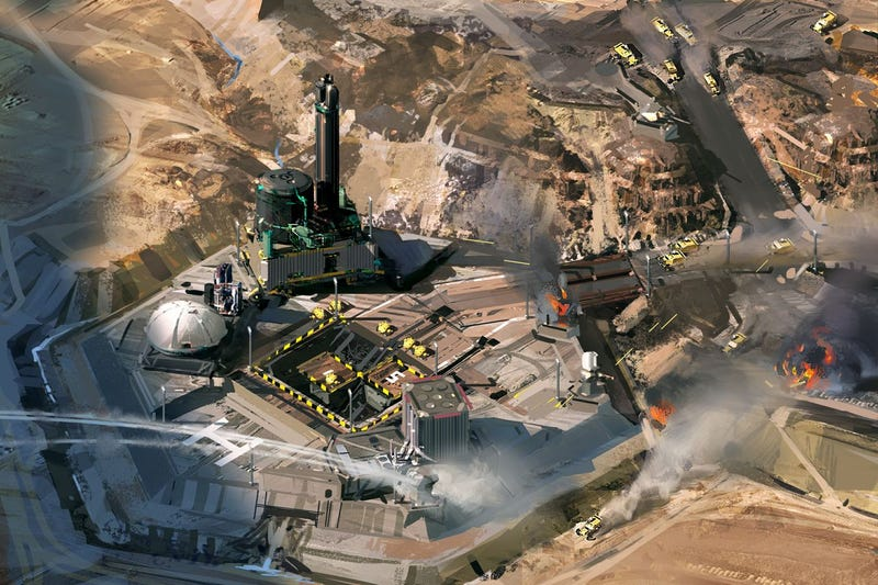 The Spirit Of Homeworld Lives On In Hardware, A Bold New RTS Universe