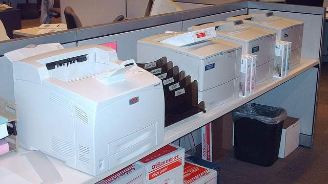 Printer Trips, Label Residue, and Navigation Safety
