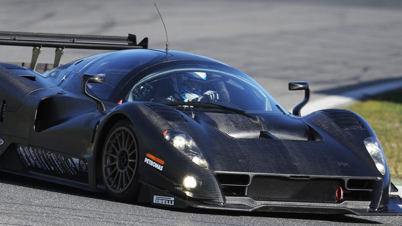 Glickenhaus Is Auctioning Off Trips To The 'Ring, Day With The Ferrari P4/5
