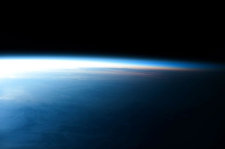 "Cirque de Soleil Founder on Photographing Earth from Space: ""So fragile in this universe"""