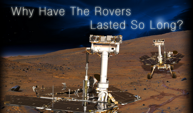Amnesiac Mars Rover Is Getting Brain Surgery From Millions of Miles Away