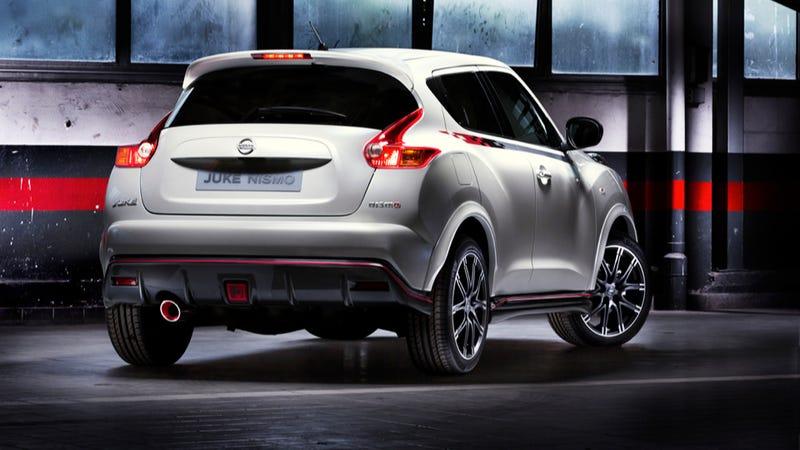 Nissan Juke Nismo: U R OK
