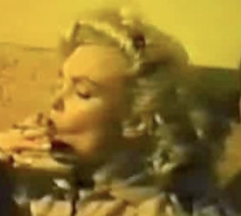 Marilyn Monroe 'Smokes Pot' in Home Video, But It Looks More Like a Cigarette