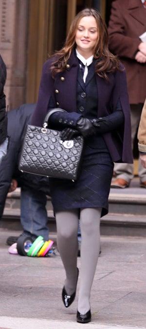 Blair Waldorf: Prim, Proper, Preppy