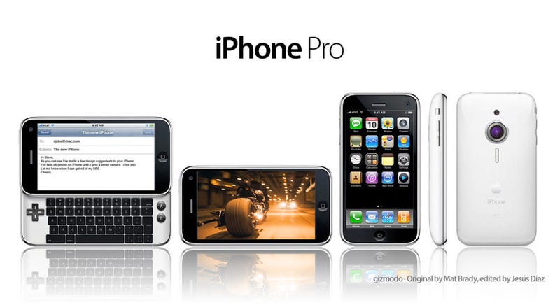 The Dream iPhone Pro