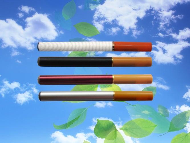 E-Cigarette Denial Prompts Airborne Peanut Barrage