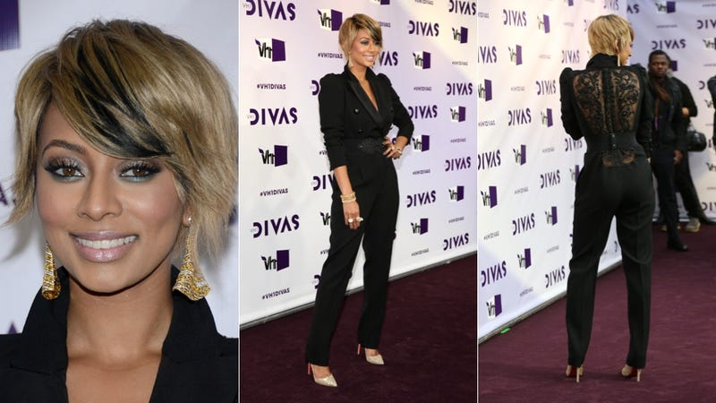 Hot Heels and Classy Cleavage at the VH1 Divas Event