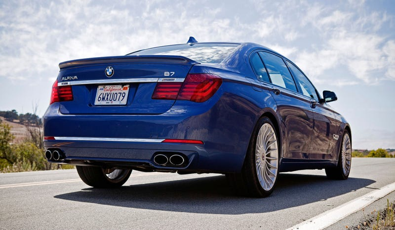 2013 BMW Alpina B7: The Jalopnik Review