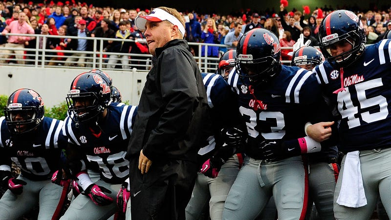 """Ole Miss Football Players Shout """"Fag"""" At Actor In Gay Awareness Play"""
