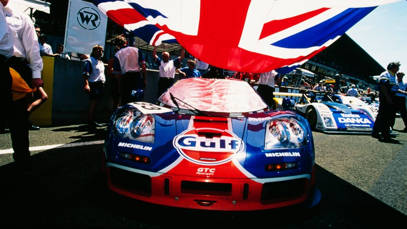 Le Mans Is Coming