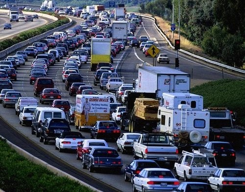 """NJ Turnpike Authority To Predict Traffic: """"It's Gonna Suck"""""""