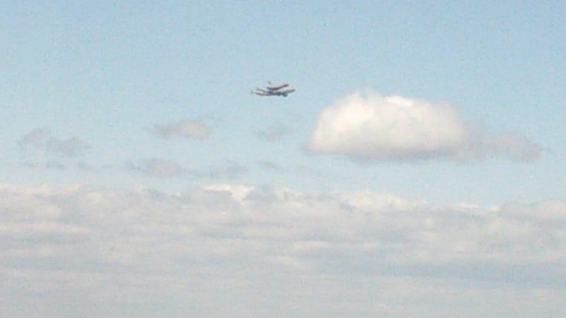 Enterprise NYC Flyover Photos