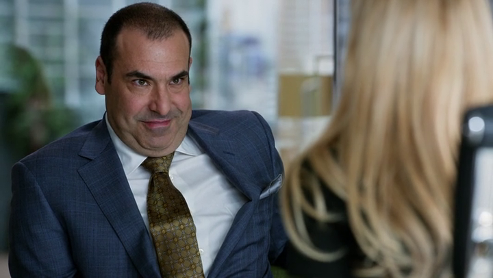 Suits Trades the Law for Sex and Weird Faces