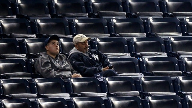 There May Be A Lot Of Empty Seats At Yankee Stadium This Year