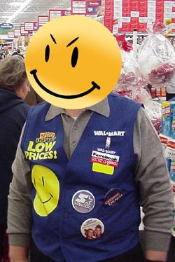 Walmart Changes Mind on DRM, Keeps Servers Running