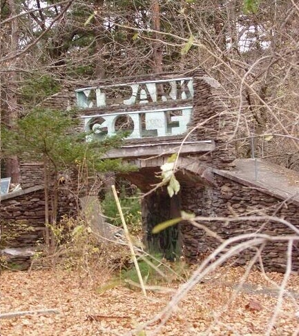 Mother Nature Is Coming to Reclaim All Her Golf Courses