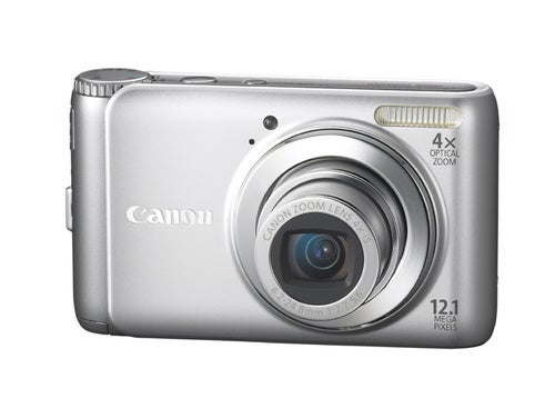 Canon's A Series Cheapo Digital Cameras Use Rechargable Batteries for the First Time