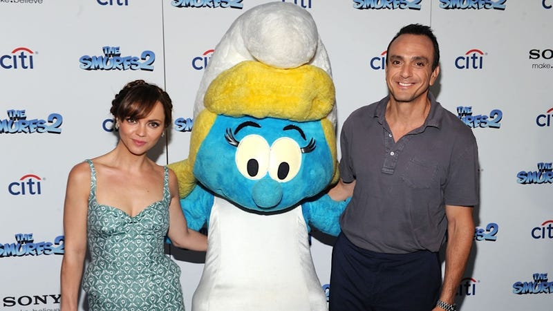 Smurfette Is Always Watching You