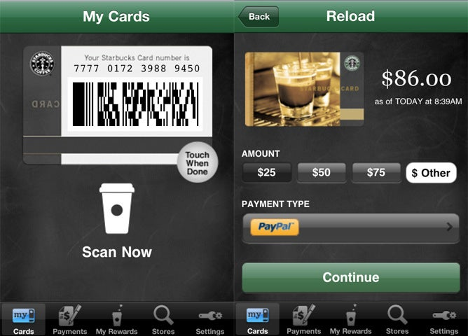 Pay for Your Starbucks Addiction by Waving Your Cellphone