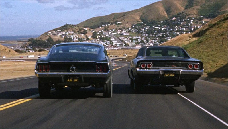 Which Cars Get The Most Screen Time In Movies And TV?