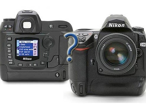 Details Emerge On Nikon's Mysterious D90 DSLR