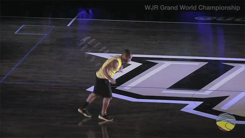 How the Hell Does Anyone Get This Good at Jump Rope?