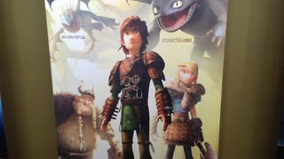 "Leaked Promos from ""How to Train Your Dragon 2"""
