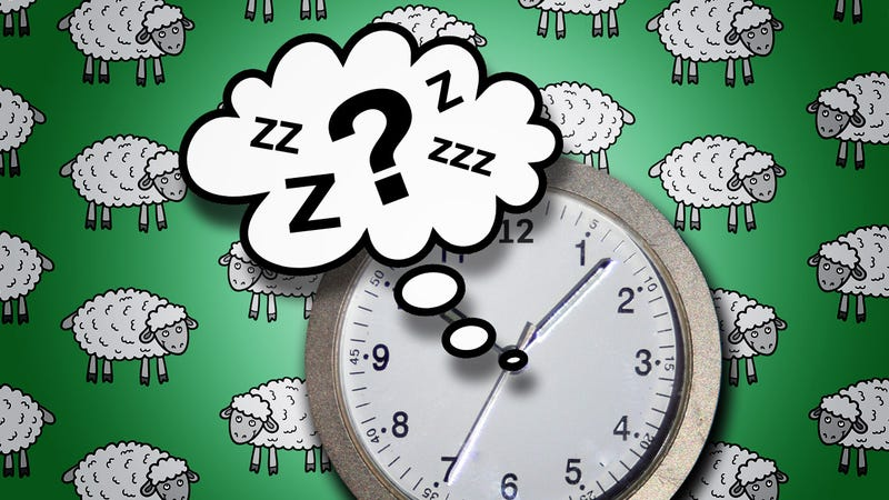 How Much Sleep Do You Get Each Night?