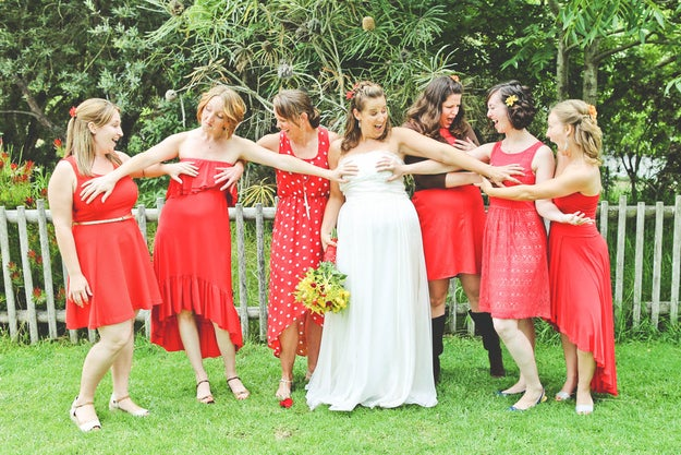 I Found Our Groupthink Group Photo! (TW: Weddings)