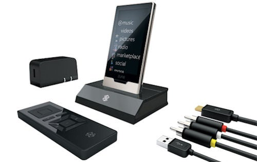 Zune HD Docks Get Priced: Swagger onto Amazon, Microsoft Store