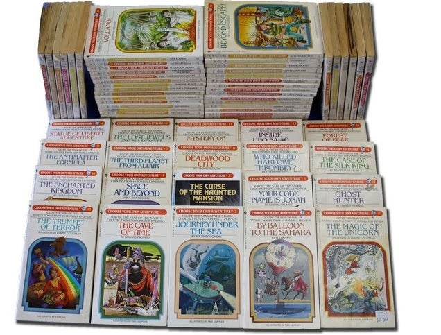 "RIP R.A. Montgomery, Creator Of The ""Choose Your Own Adventure"" Books"