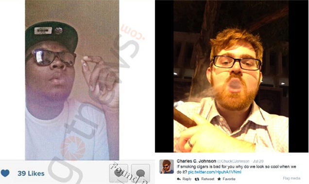 """James O'Keefe Wannabe """"Exposes"""" Michael Brown's Instagram"""