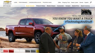 Chevrolet Has Totally Embraced 'World Series Chevy Guy'
