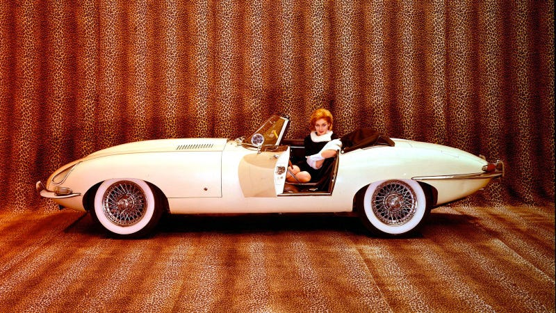 """Happy 50th anniversary to the """"world's most beautiful car"""""""