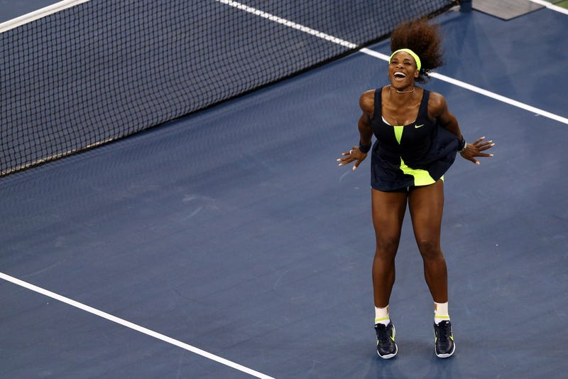 Serena Williams Won Her Fourth U.S. Open Title In The First Good Final In 17 Years