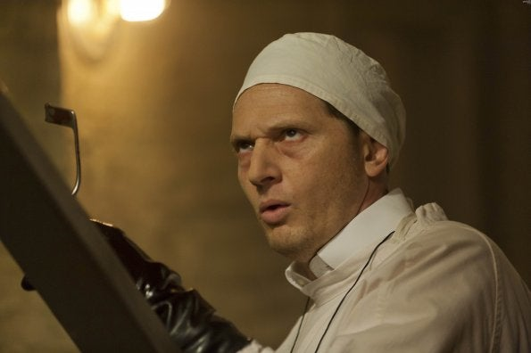 """American Horror Story 1x06, """"Piggy, Piggy"""" Pictures"""