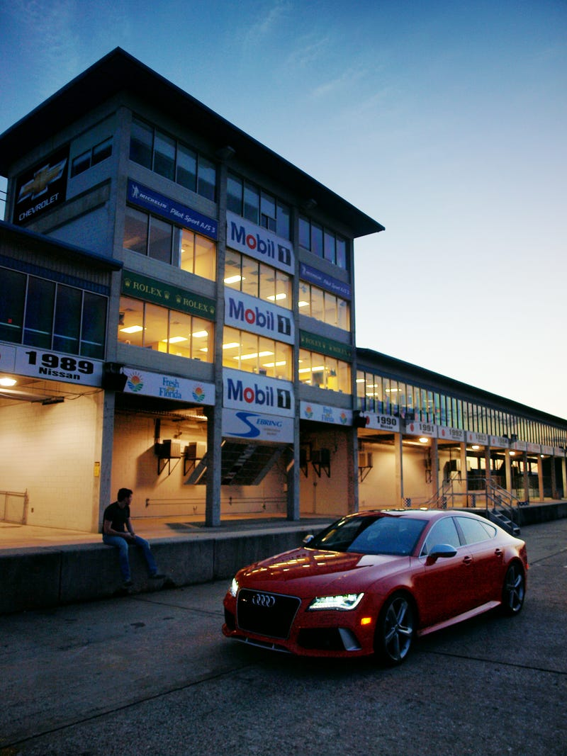 560 Horsepower, 1355 Miles: From Daytona To NYC In An Audi RS7