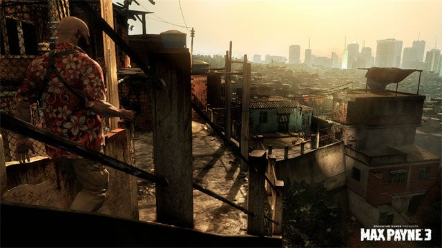 Rockstar's Max Payne 3 and Agent 'Still In Development'