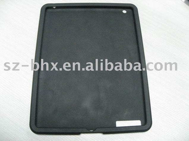 What Is This Weird Opening On These iPad 2 Cases? (Updated)