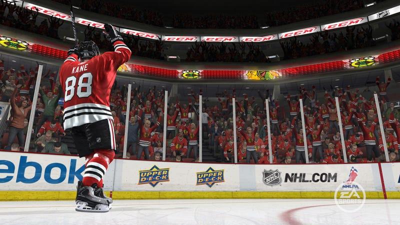 Your NHL 10 Box Art Looks Like...