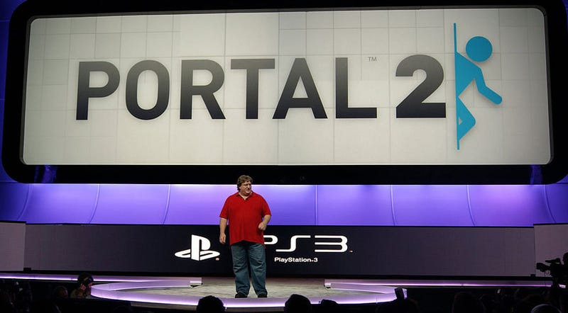 Portal's Creators Want To Give You Free Games
