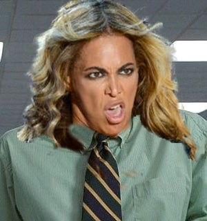 Roundup: The Best Beyoncé Photoshop Contest Submissions