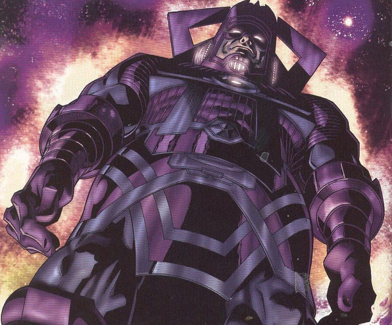 Could the real Galactus turn up in one of Marvel's upcoming movies? [Updated!]
