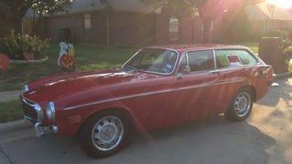Volvo P1800 ES for sale. SHOOOOOOTING BRAKE!