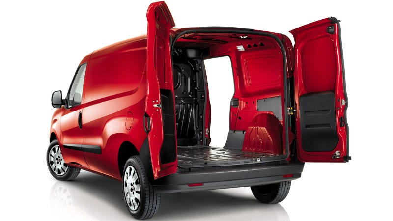Ram Launching Compact ProMaster City Van Based On Fiat Doblo