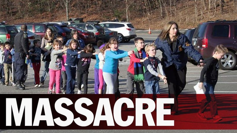 At Least 27 Dead, Including 18 Children: Sandy Hook Elementary Massacre Could Be Worst School Shooting In US History