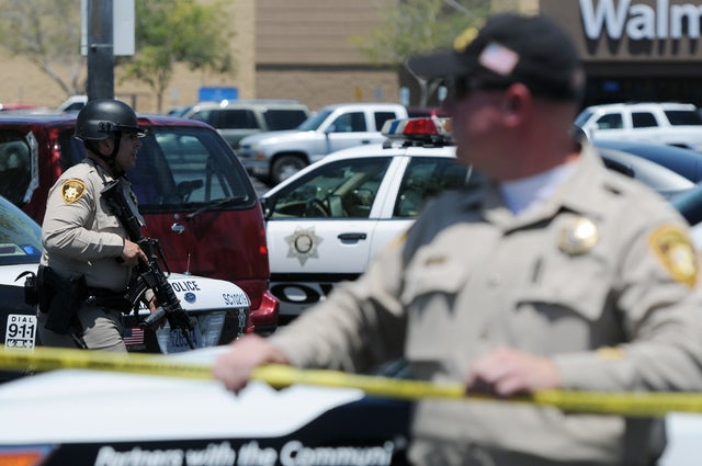 Five People Dead in Las Vegas Shooting Spree