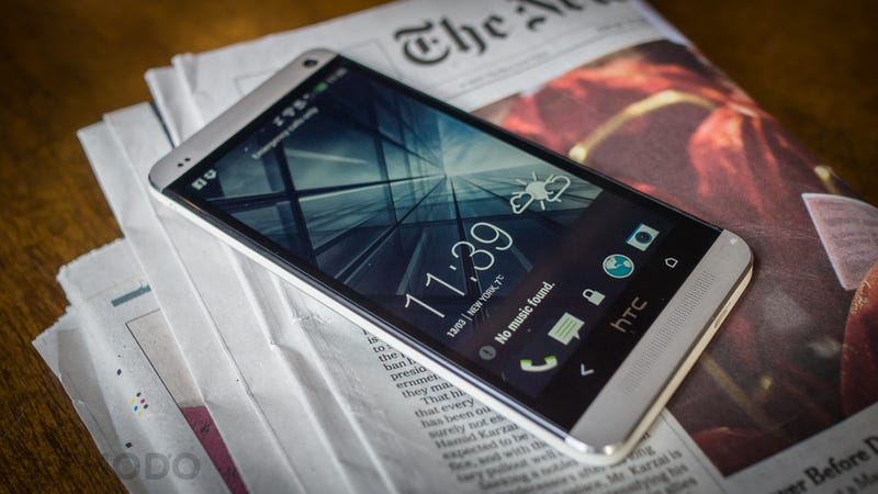 The HTC One Is Delayed Because Suppliers Think HTC Isn't a Top Tier Company
